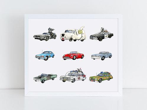 Memorable Movie Cars: Comedy Edition
