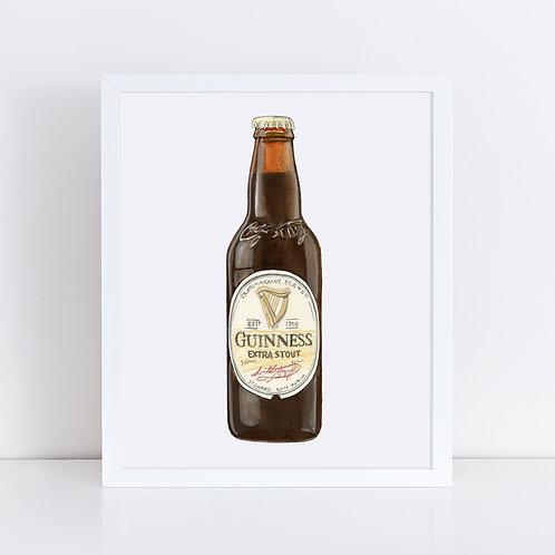 Guinness Extra Stout Bottle
