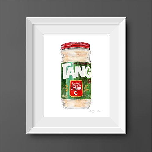 Tang *ORIGINAL PAINTING*