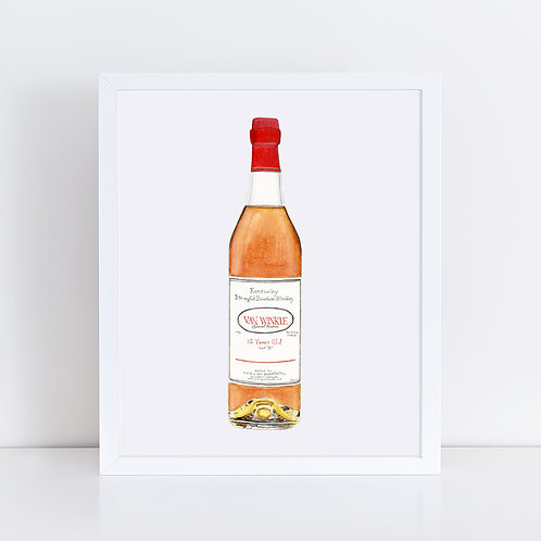 Van Winkle 12 Year Bottle