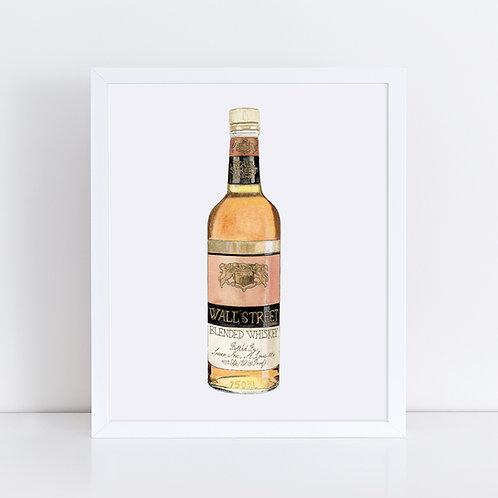 Wall Street Whiskey
