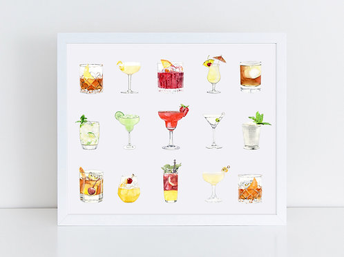 Cocktail Collection Round Two