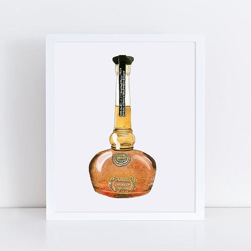 Willett Bourbon Bottle