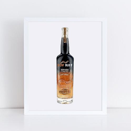 New Riff Bourbon Bottle