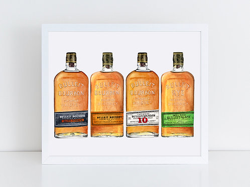 Bulleit Collection