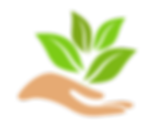 hand-leaves-plant-care-logo-design-icon-