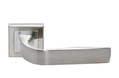 Дверная ручка RAP 15-S SN/CP -IND