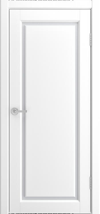 Межкомнатная дверь Мадрид 1 (RAL 9003)