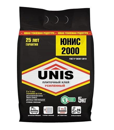 Клей UNIS 2000 5 кг