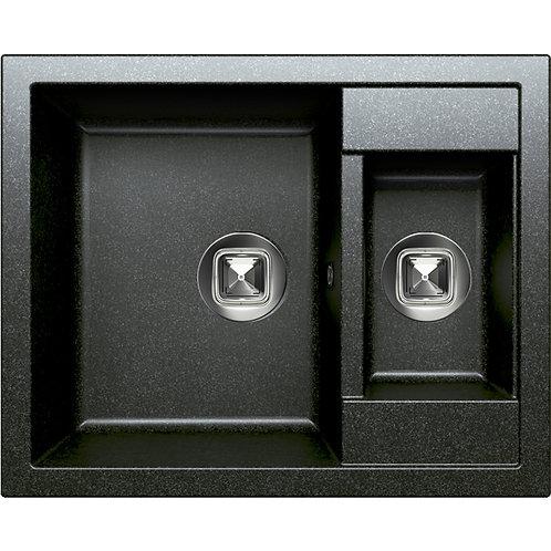Мойка Tolero R-109 №911 чёрная