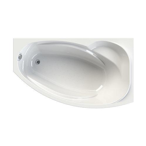"""Акриловая ванна """"РАДОМИР"""" - София 169х99 R(правое исполнение)"""
