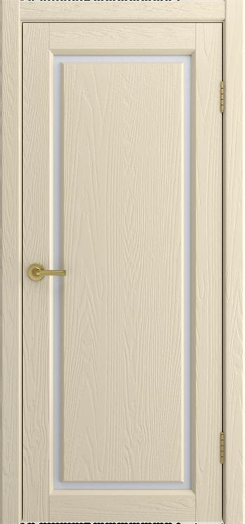 Межкомнатная дверь Мадрид 1 (Ясень кремовый)