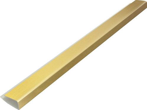 L -профиль (старт-окантовка периметра) золото