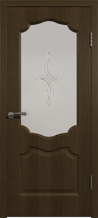 Межкомнатная дверь Сигма 92 (Brown alder, Gold alder)
