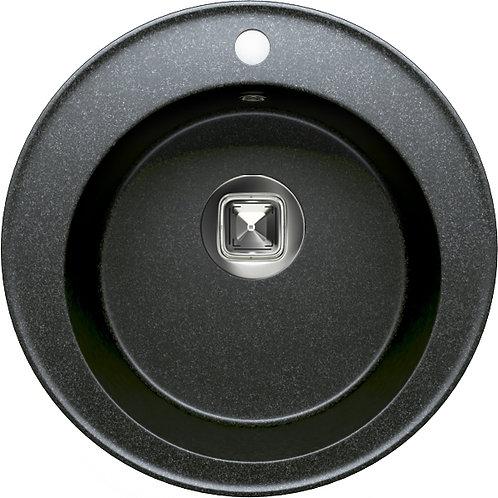 Мойка Tolero R-108 №911 чёрная