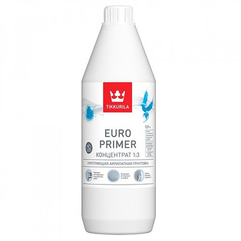 Грунтовка Tikkurila Euro PRIMER