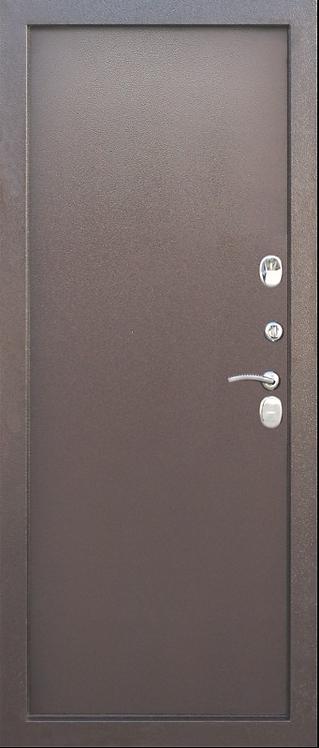 """Входная металлическая дверь """"Isoterma"""" (Металл/металл)"""