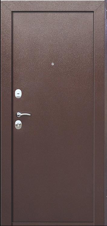 """Входная металиическая дверь """"Гарда"""" (8 мм., внутреннее открывание)"""