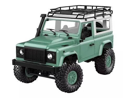 Машина MN MODEL джип Land Rover RTR 4WD масштаб 1:12 2.4G