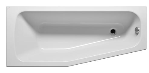 Ванна RIHO AMALFI RIGHT 160х70