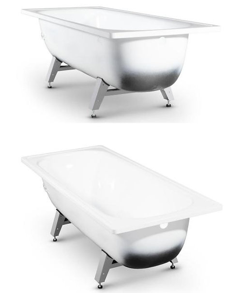 Ванна ВИЗ 150х70 Антика