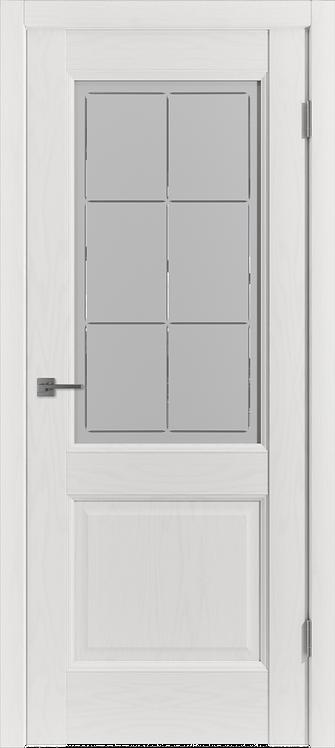 Межкомнатная дверь Классик тренд 2 (Polar soft)