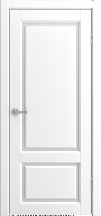 Межкомнатная дверь Мадрид 2 (Ясень-жемчуг)