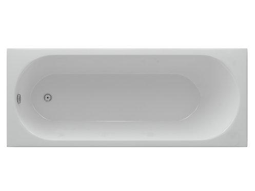 Ванна акриловая AQUATEK Оберон 180х80 +экран