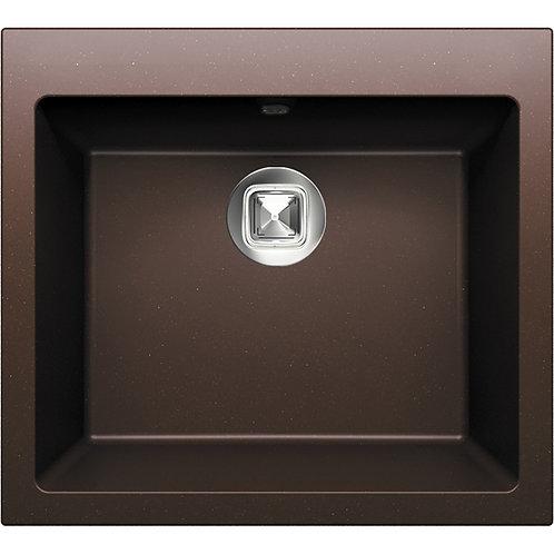 Мойка Tolero R-111 №817 коричневая