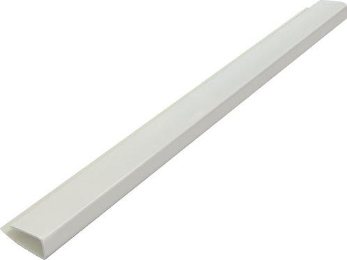 L -профиль (старт-окантовка периметра) белый