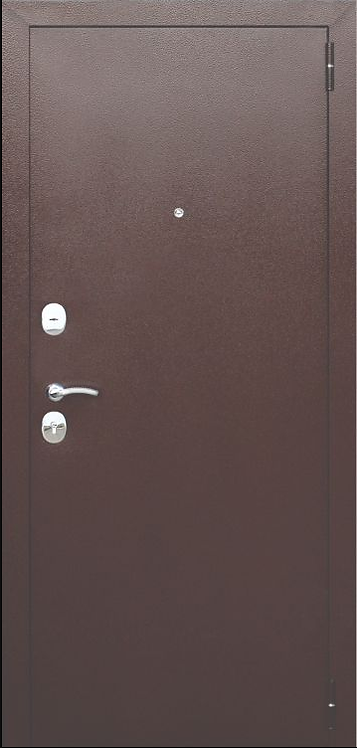 """Входная металлическая дверь """"Гарда"""" (Мет./Мет.)"""