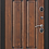 """Thumbnail: Входная металлическая дверь """"Isoterma"""" (МДФ/МДФ)"""
