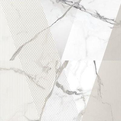Kerlife Панно 63.0x63.0 ARABESCATO BIANCO