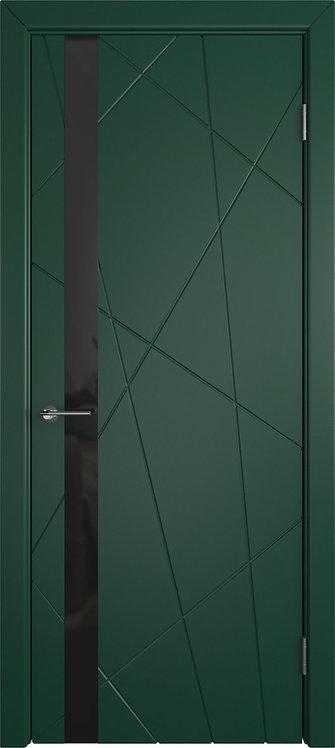 Межкомнатная дверь Тривиа (Rainy moss)
