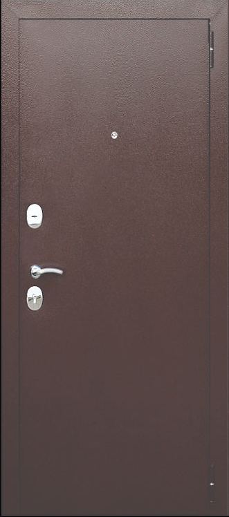 """Входная металлическая дверь """"Гарда мини"""" (Мет/мет)"""