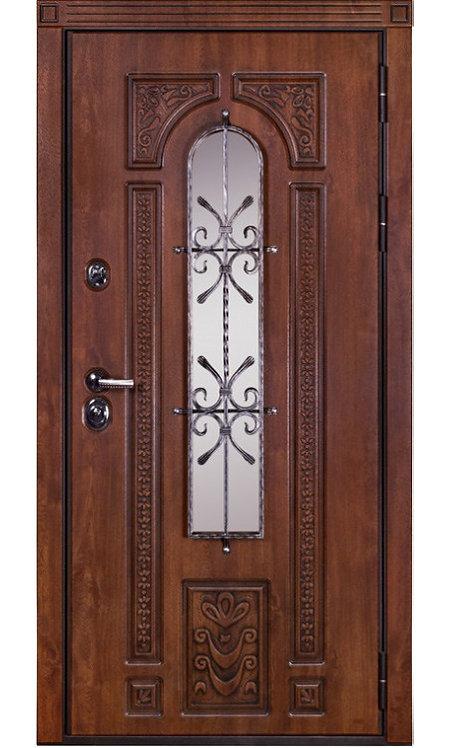 Входная дверь Лацио (Дуб золотой)