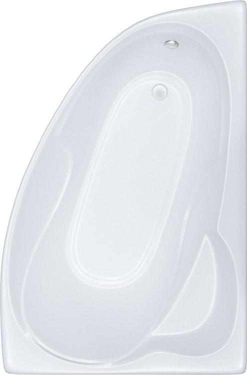 Ванна акриловая TRITON Николь 160х100 L