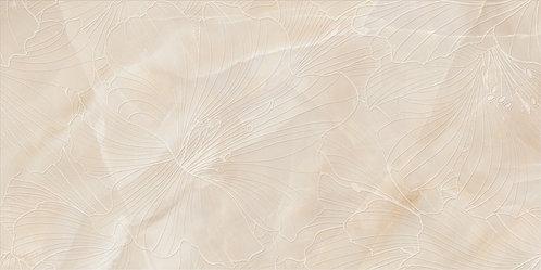 Kerlife Плитка 31.5x63 ONICE SCURO FIORI (1,59 м2)