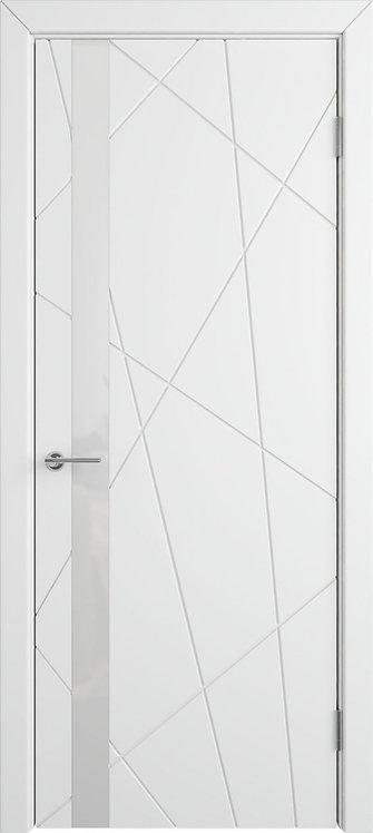 Межкомнатная дверь Флитта (Polar)
