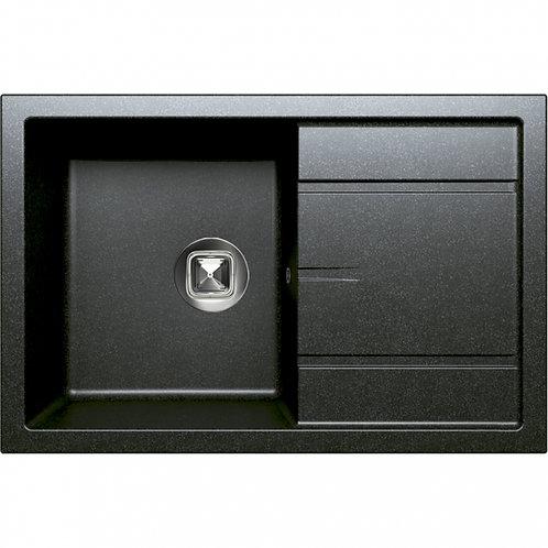 Мойка Tolero R-112 №911 чёрная