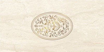 Kerlife Декор 31.5x63 OLIMPIA D'ARTE CREMA