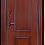 Thumbnail: Входная дверь Толедо (Дуб тёмный)