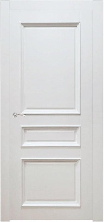 Межкомнатная дверь Стелла (Белая эмаль)