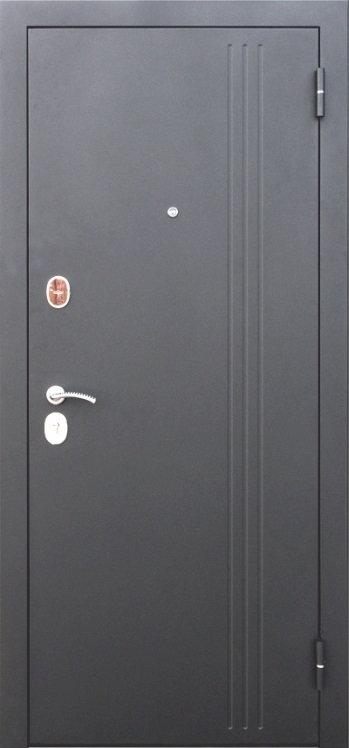 """Входная металлическая дверь """"Нью-Йорк"""""""