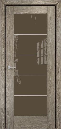 Межкомнатная дверь Техно (С молдингами)