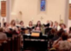 Southend Girls choir