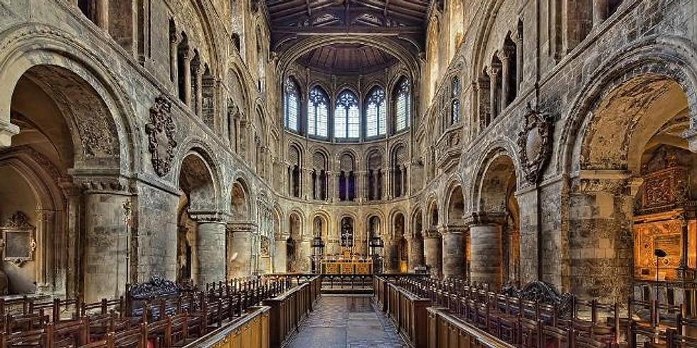 """Ceremony of Carols""  Church of St Bartholemew the Great, London"