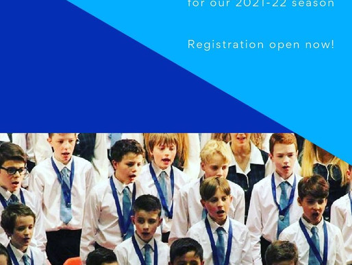 Join Southend Boys' Choir