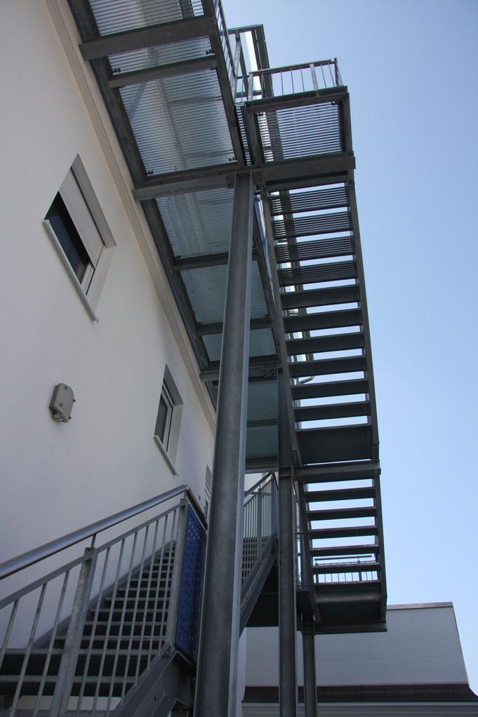 Treppenerweiterung