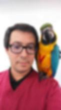 Dipl. Vet. Med. Herr  Michael Umanski, prakt. Tierarzt